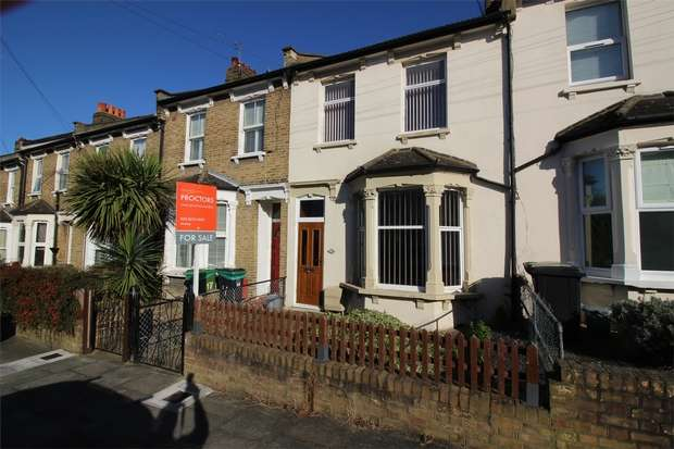 3 Bedrooms Terraced House for sale in Fairlawn Park, Sydenham, London