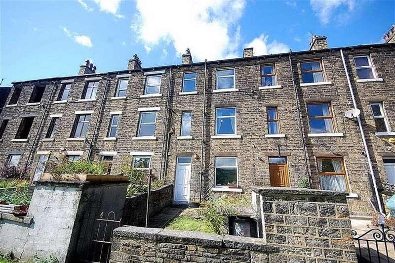 2 Bedrooms Terraced House for sale in Exeter Street, Salterhebble, Halifax, HX3