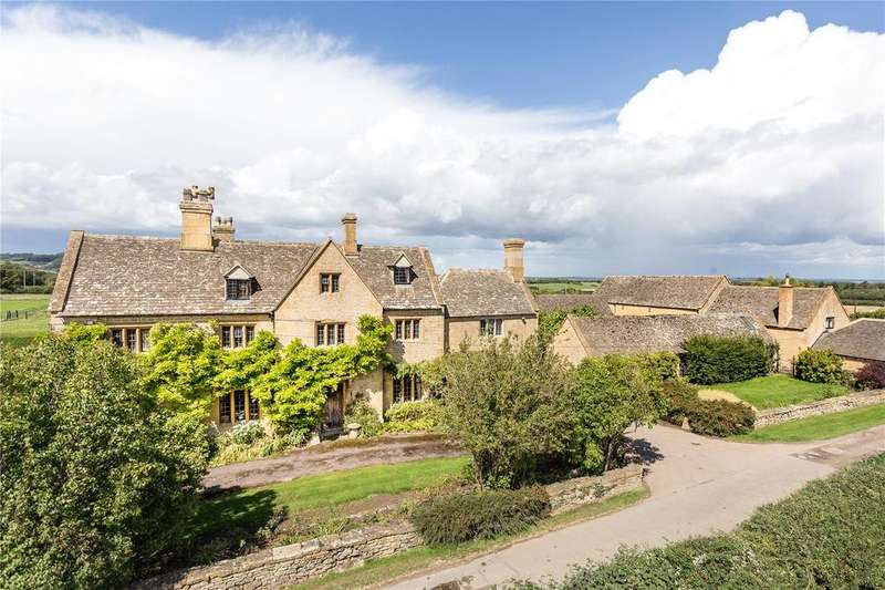 8 Bedrooms Equestrian Facility Character Property for sale in Toddington, Cheltenham, Gloucestershire, GL54