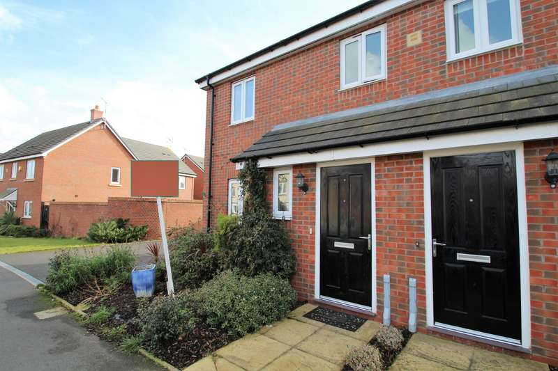 3 Bedrooms Semi Detached House for sale in Astoria Drive, Coventry, CV4