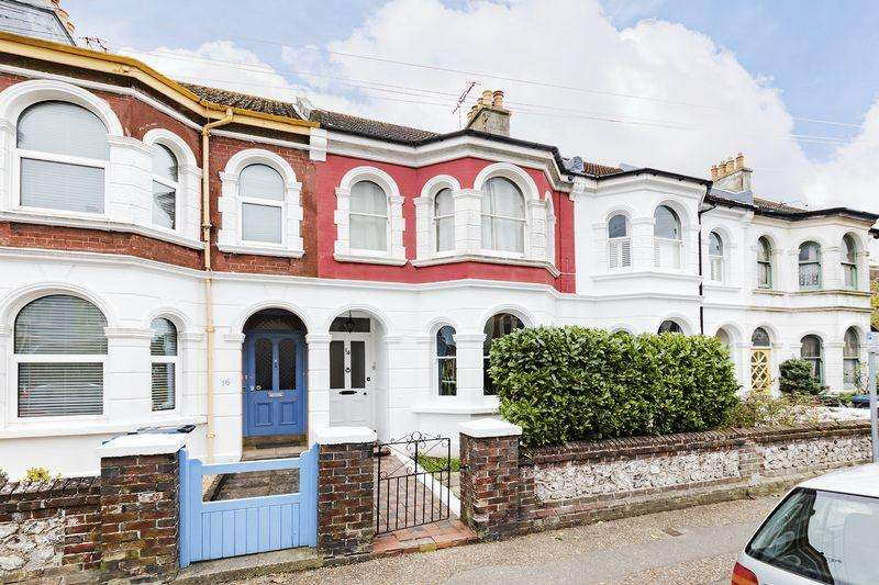 1 Bedroom Flat for sale in Eastcourt Road, Worthing