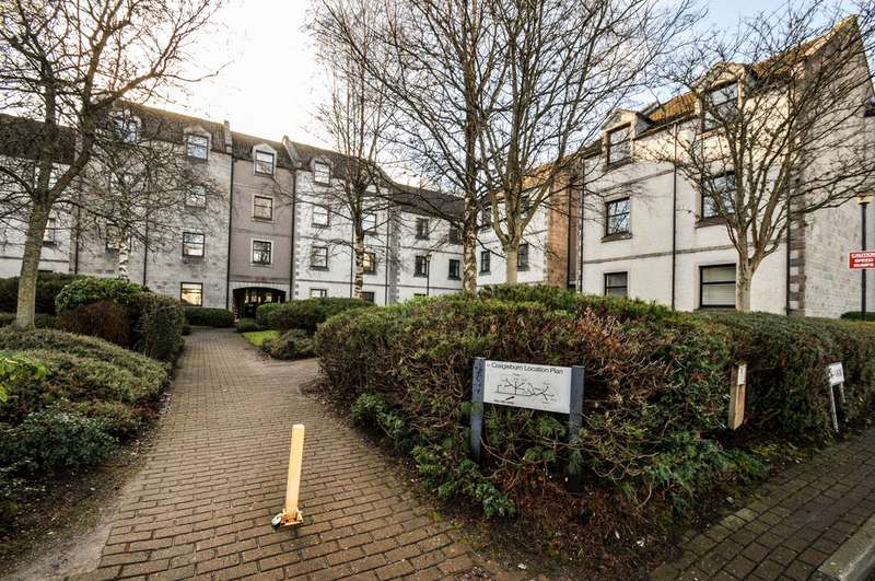 2 Bedrooms Flat for rent in Craigieburn Park, Aberdeen AB15