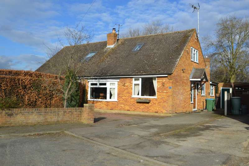 4 Bedrooms Semi Detached House for sale in The Hyde, Weston Turville