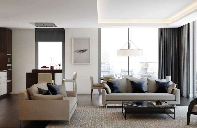 1 Bedroom Flat for sale in Fulham