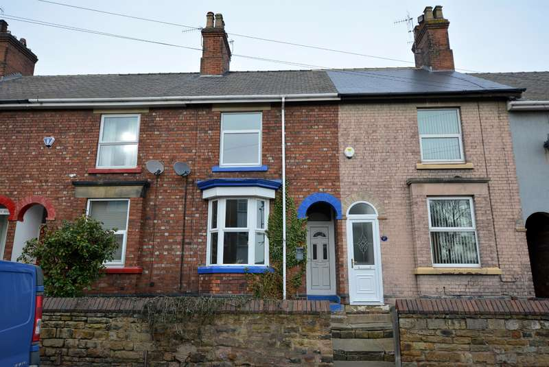 2 Bedrooms Terraced House for sale in Porter Street, Staveley, Chesterfield, S43