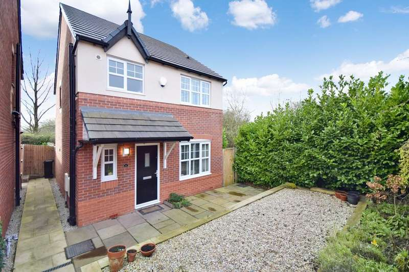 3 Bedrooms Detached House for sale in Lomax Gardens, Cheadle Hulme