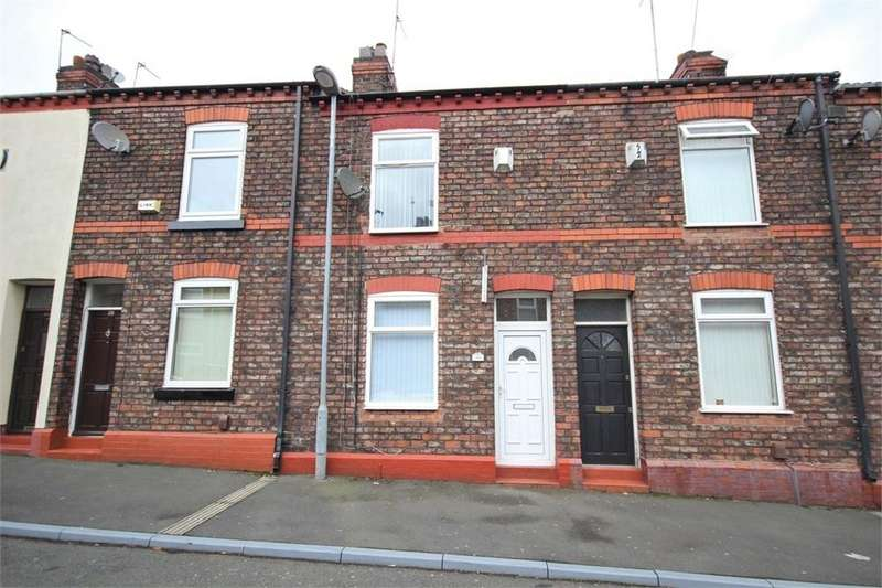 2 Bedrooms Terraced House for sale in Allerton Road, WIDNES, Cheshire