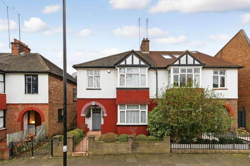 4 Bedrooms Semi Detached House for sale in Kelross Road, London