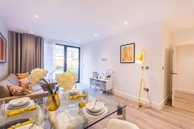 1 Bedroom Flat for sale in Woodside Apartments, Wood Green, N22