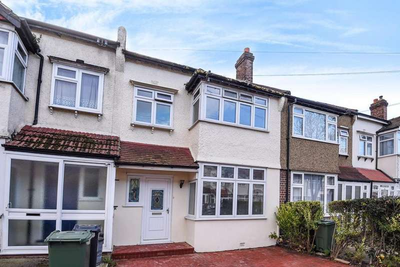 4 Bedrooms Terraced House for sale in Runnymede Crescent, Streatham