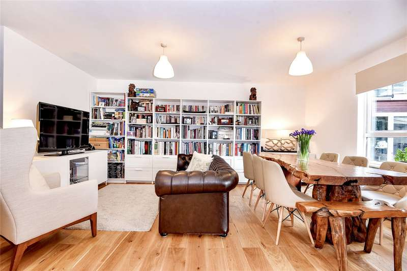2 Bedrooms Flat for sale in Clephane Road, Islington, London, N1