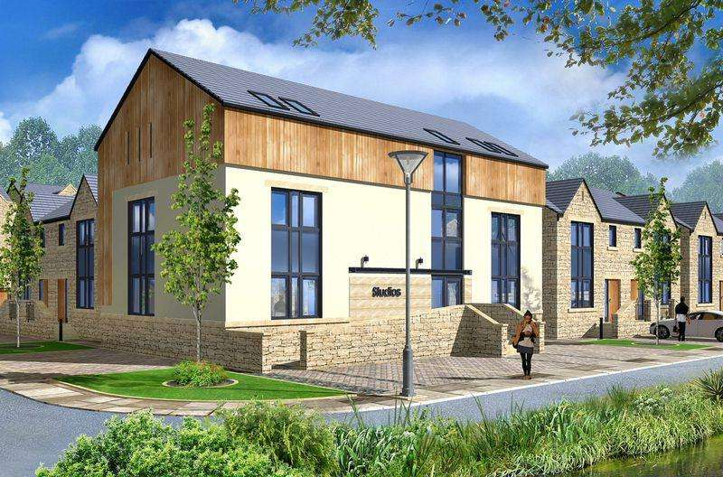2 Bedrooms Apartment Flat for sale in Apartments 1, 2 3, Ripponden Vale, Mill Fold, Sowerby Bridge