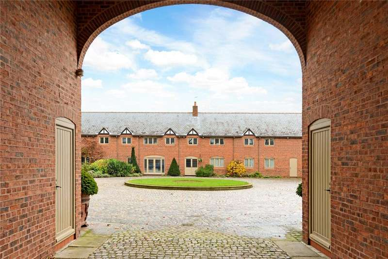 1 Bedroom Flat for rent in Hatton House Farm, Hatton Heath, Chester, CH3