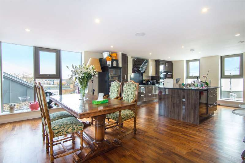 4 Bedrooms Flat for sale in Dungannon House, 15 Vanston Place, London, SW6