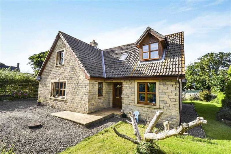 3 Bedrooms Detached House for sale in Old School Field, Berwick-Upon-Tweed, Northumberland