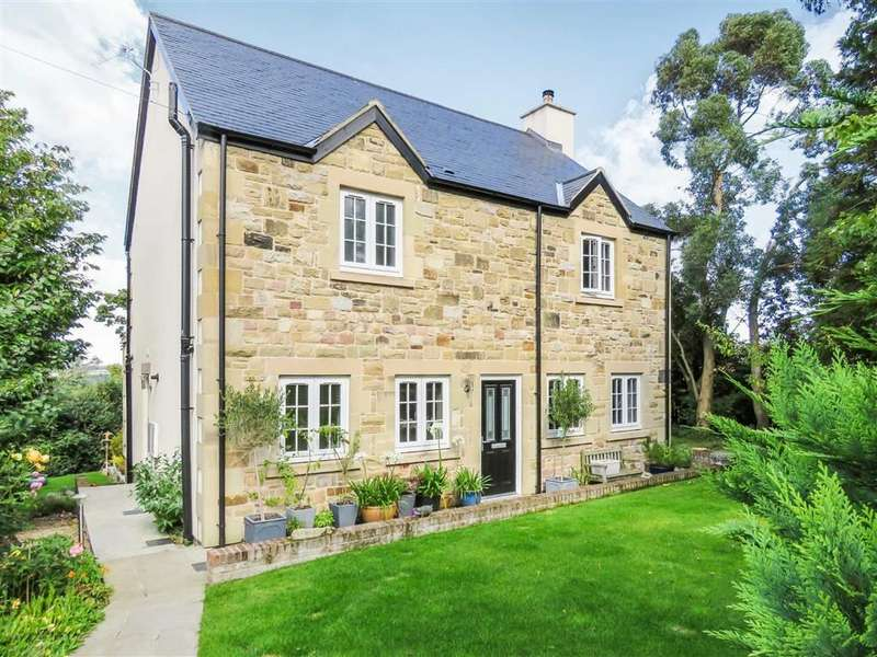 4 Bedrooms Detached House for sale in Alnwick, Northumberland