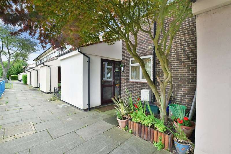 2 Bedrooms Terraced House for sale in Brabazon Avenue, , Wallington, Surrey