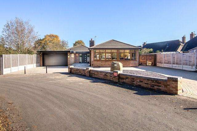 4 Bedrooms Detached Bungalow for sale in Nest Common, Pelsall