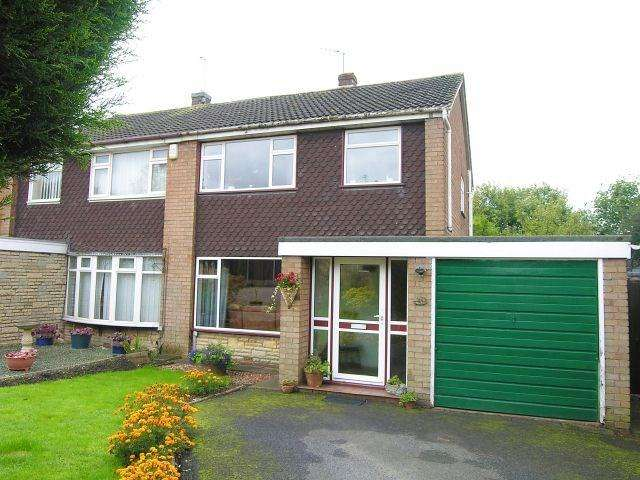 3 Bedrooms Semi Detached House for sale in Argyle Road, Walsall