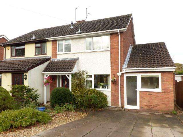 3 Bedrooms Semi Detached House for sale in Fallowfield Road, Walsall