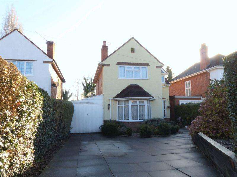 3 Bedrooms Detached House for sale in Orchard Road, Birmingham