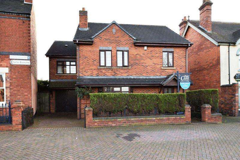 5 Bedrooms Detached House for sale in High Street, Cheslyn Hay