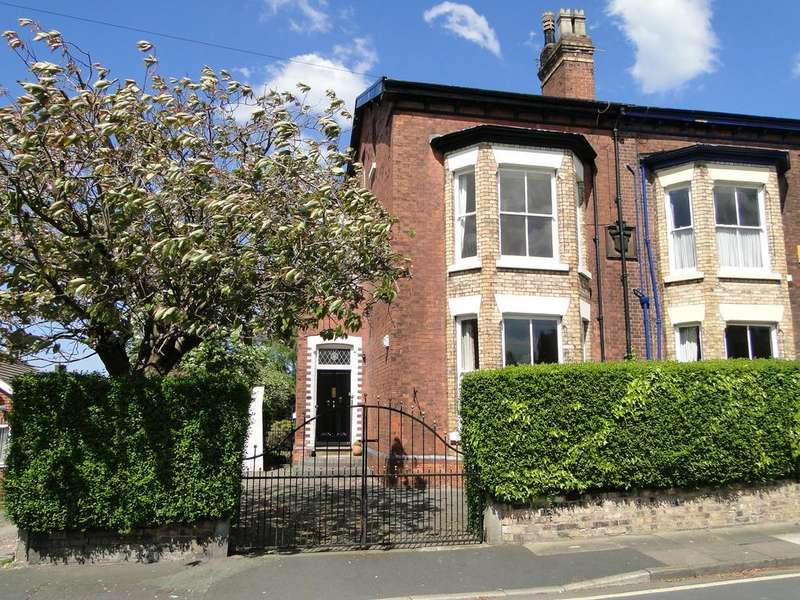4 Bedrooms Semi Detached House for sale in Stanley Crescent, Prescot L34