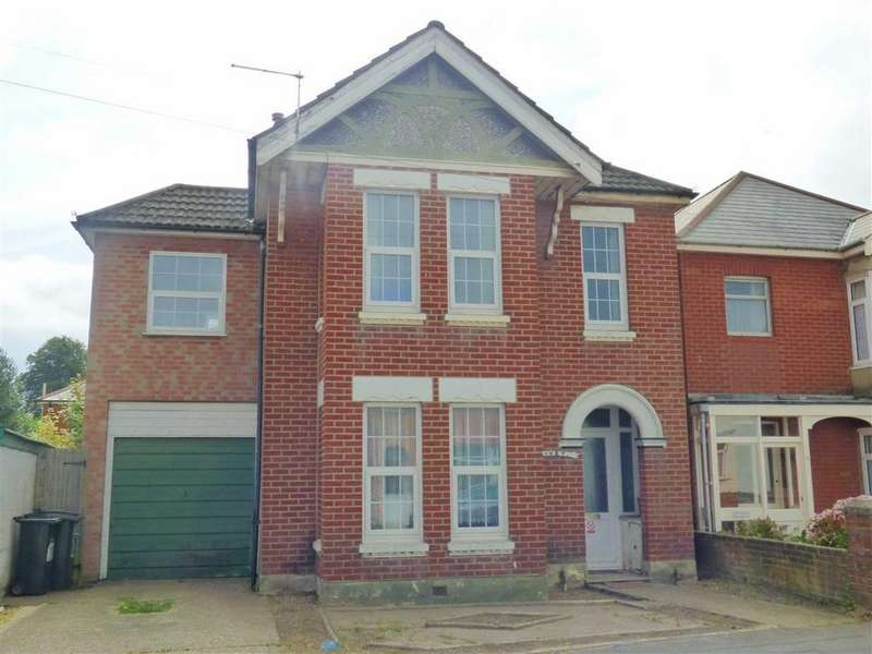5 Bedrooms Detached House for rent in Ensbury Park Road, STUDENTS, Bournemouth, Dorset
