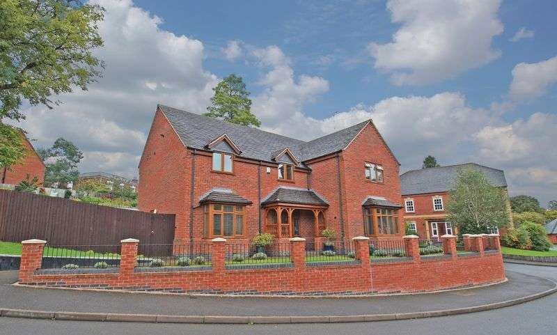 5 Bedrooms Property for sale in Manders Close Astwood Bank, Redditch