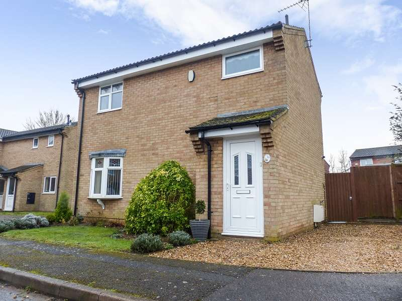3 Bedrooms Detached House for sale in Azalea Court, Yaxley, Peterborough, PE7 3YS