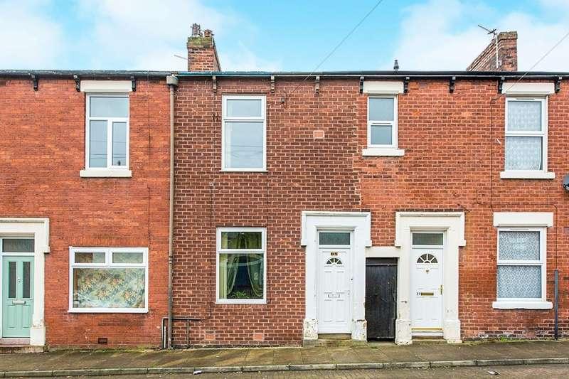 2 Bedrooms Terraced House for sale in St. Annes Street, Preston, PR1