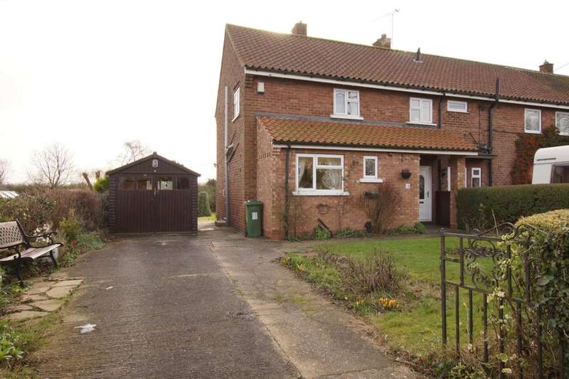 3 Bedrooms Terraced House for sale in South Street, Roxby, Scunthorpe, DN15