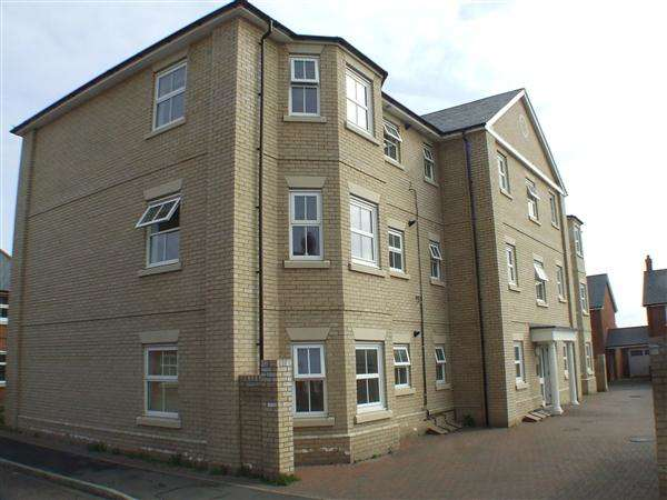 2 Bedrooms Apartment Flat for sale in Steed Crescent, Colchester