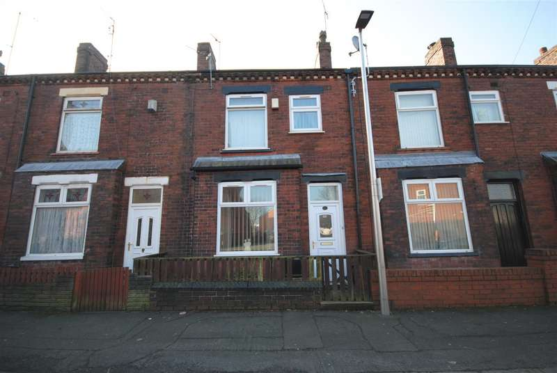 2 Bedrooms Terraced House for sale in Church Road, Platt Bridge, Wigan.
