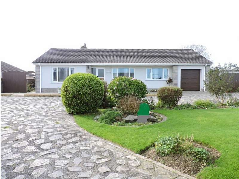 3 Bedrooms Detached Bungalow for sale in Church Lane, Narberth, Pembrokeshire