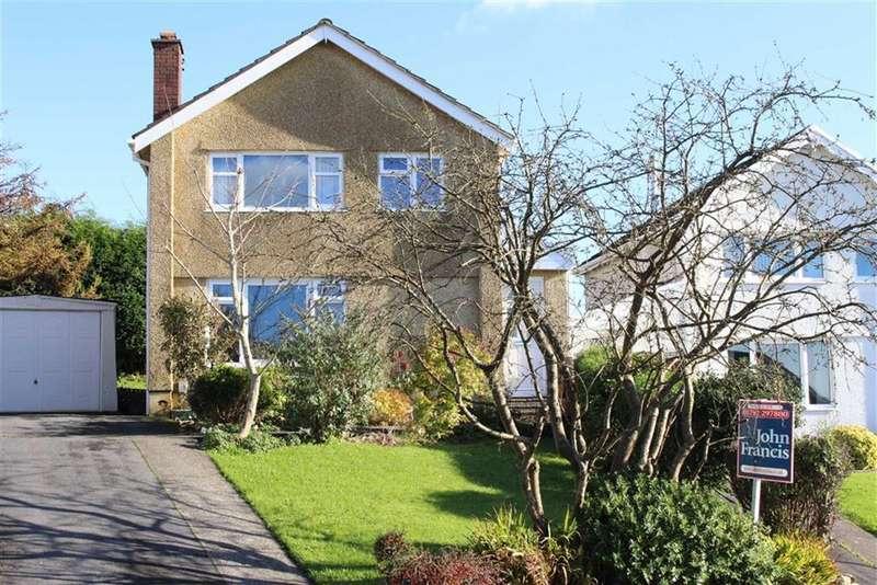 4 Bedrooms Detached House for sale in Derlwyn, Dunvant