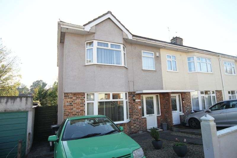 Property for sale in Hulse Road Brislington, Bristol