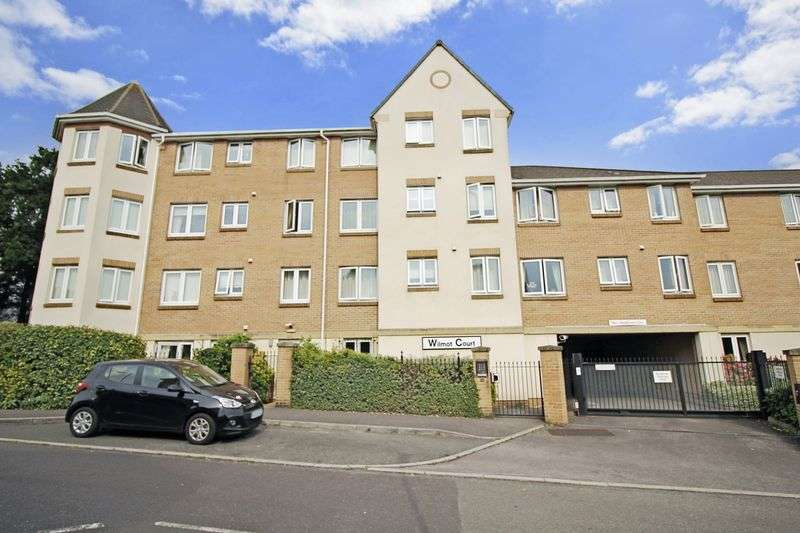 2 Bedrooms Property for sale in Wilmot Court, Farnborough, GU14 7NS