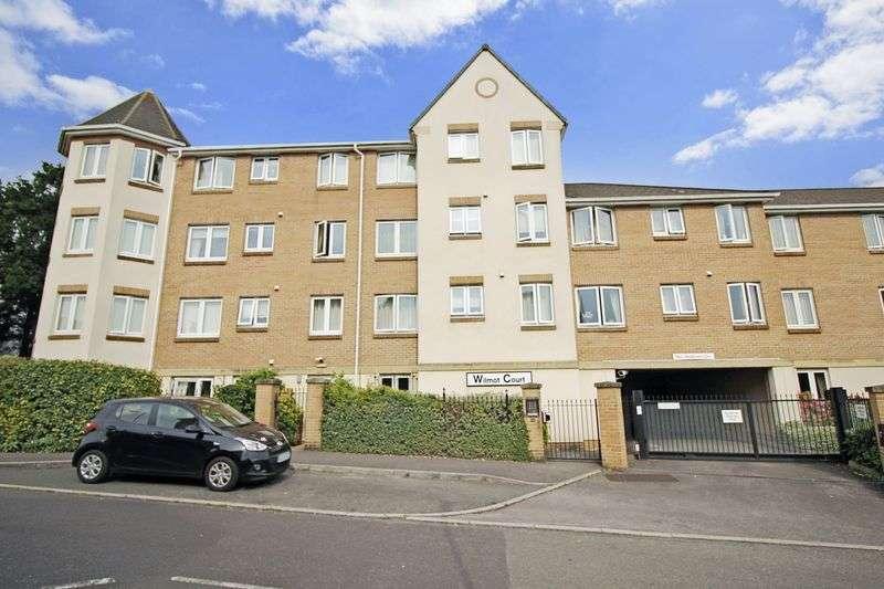 2 Bedrooms Property for sale in Wilmot Court, Farnborough, GU14 7NS