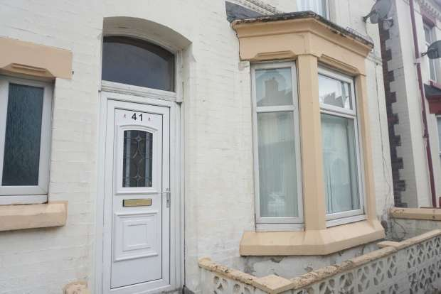 2 Bedrooms Terraced House for sale in Pendennis Street, Liverpool, Merseyside, L6 5AG