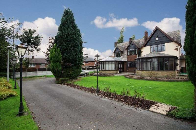 4 Bedrooms Property for sale in Devonshire Close, Heywood