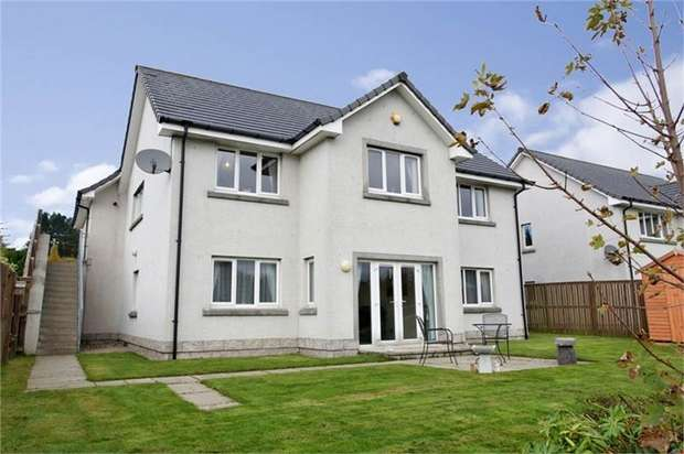 5 Bedrooms Detached House for sale in Woodlands Avenue, Cults, Aberdeen