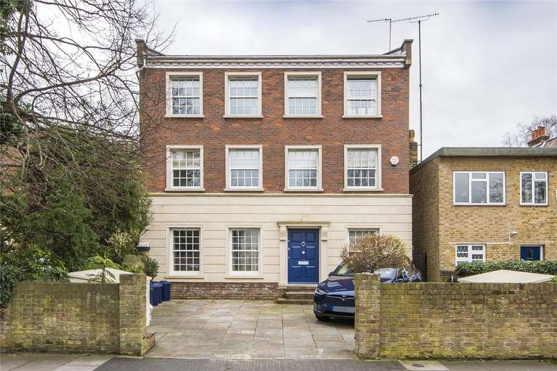6 Bedrooms Detached House for sale in St. John's Avenue, London, SW15