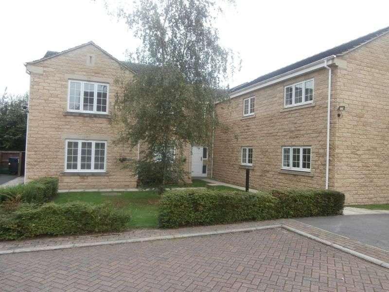 2 Bedrooms Flat for rent in Spa Courtyard, Fenay Bridge, Huddersfield, HD8