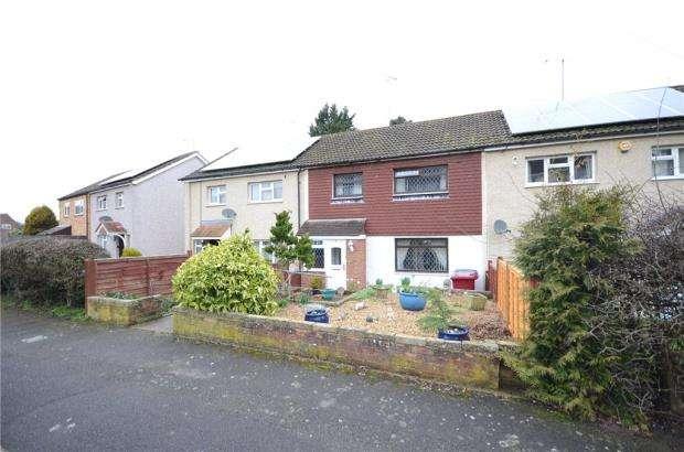 3 Bedrooms Terraced House for sale in Severn Way, Tilehurst, Reading