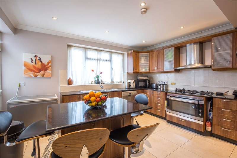 4 Bedrooms Semi Detached House for sale in Springfield Gardens, Colindale, London, NW9