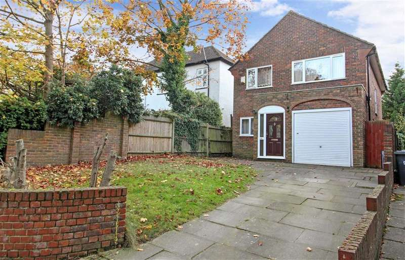 3 Bedrooms Detached House for sale in Coniston Road, Bromley, BR1