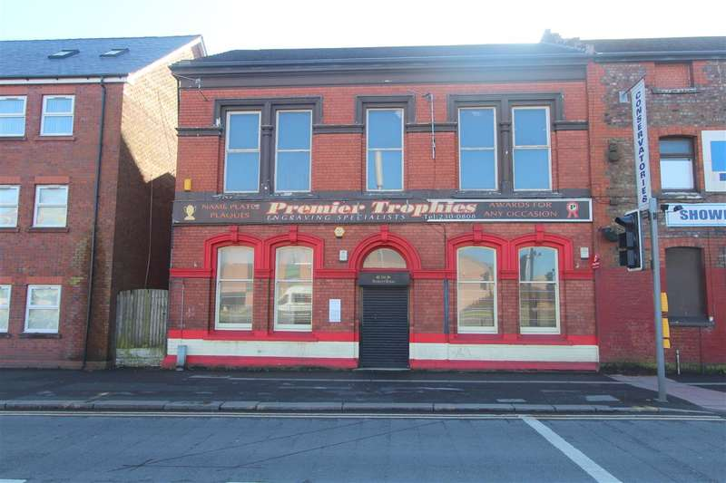 Commercial Property for rent in East Prescot Road, Liverpool