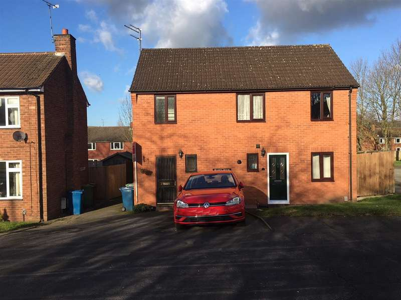1 Bedroom Apartment Flat for sale in Pearce House, Trenchard Avenue, Stafford