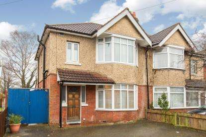 3 Bedrooms Semi Detached House for sale in Highfield, Southampton, Hampshire